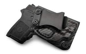 Concealment Express Smith & Wesson M&P Bodyguard 380 w/CTC GREEN Laserguard IWB