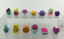Shopkins 13pc Lot Food Accessory Themed Mini Toy Figures Authentic Moose  S10