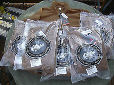 New USMC Polartec 100 Fleece Pullover Jacket Coyote Brown Large (new in package)