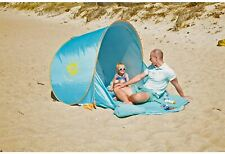 Chad Valley Worlds Apart Family Sun Beach Tent Blue - for Indoor and Outdoor Use