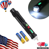 Non-Contact AC LCD Electric Test Pen Voltage Digital Detector Tester 12~1000V