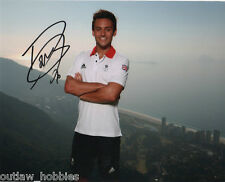 Tom Daley Diving Autographed Signed 8x10 Photo COA #5