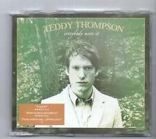 (IY482) Teddy Thompson, Everybody Move It - 2006 CD