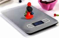 Stainless Steel Digital LCD Electronic Kitchen Cooking Food Weighing Scales