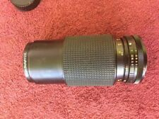 Zoom Manual Focus Camera Lenses 70-210mm Focal