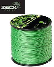 (0,17€/1m) Zeck Hulk Line 0,55mm 240m Wallerschnur, Welsschnur, Angelschnur