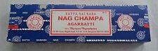 Nag Champa Original Incense Stick 100 gram by Satya Sai Baba