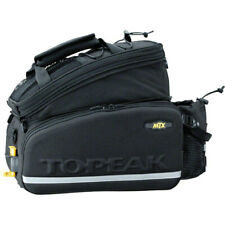 Topeak MTX DX Trunk Bag - Black, One Size