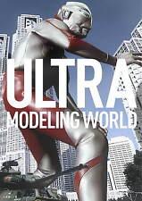 Ultra Modeling book Ultraman garage kit art kaiju