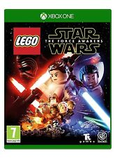 LEGO Star Wars: The Force Awakens (Xbox One) Fun kids family game Pal NEW!