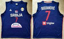 Bogdanovic Serbia 2019 Camisa Jersey Maillot Trikot Basketball Sacramento Kings