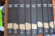 I maestri del colore 8 volumi FABBRI