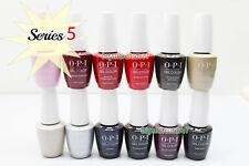 Gel Polish OPI GelColor Soak Off Nail Colours 15ml 0.5oz Choose Any * Series 5