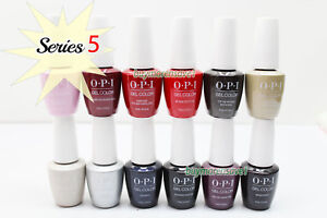 Gel Polish OPI GelColor Soak Off Nail Colours 15ml 0.5oz Choose Any * Series 5