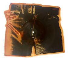 THE ROLLING STONES - BROWN SUGAR Shaped Vinyl Picture Pic Disc