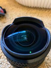 Tokina AT-X 10-17mm f/3.5-4.5 DX AF Lens For Canon