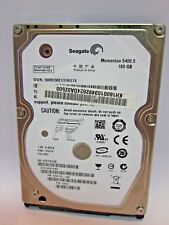 "DISCO DURO HDD SEAGATE ST9160310AS 160GB 2.5"" SECTORES DEFECTUOSOS PCB OK"