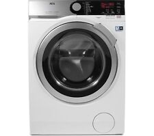 AEG L7FEE865R 1600 Spin 8kg A+++ Washing Machine with Delay Start in White