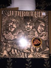 JETHRO TULL STAND UP (SEALED!!) CHRYSALIS LP GATEFOLD COVER PV 41042 SUPER NICE