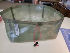 Jimmy Tarps LARGE UL Collaspible Clear 1.43 CUBEN / Dyneema Dog Food/Water Bowl