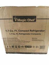 Magic Chef 1.7 cu. ft. Mini Fridge in Black