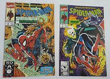 spiderman # 6,7 , 1991 mcfarlane