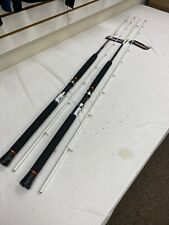 "2 Okuma Cold Water Downrigger Trolling Rods 8'6"" Med/Heavy 2 Pc. Walleye Trout"
