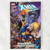 Marvel X-Men Forever Once More Into The Breach Volume 5 Soft Cover Graphic Novel