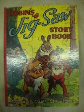 "Robin's Jig-Saw Story Book. by ""Jigpuzbuk"""