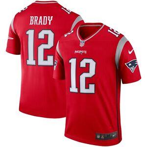 Brand New NFL New England Patriots Tom Brady Nike Inverted Legend Edition Jersey