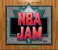 NBA Jam - SNES Super Nintendo Game