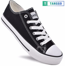 Tanggo Oxdans Fashion Sneakers Casual Shoes for Men (black)