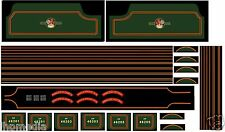 TRIANG RAILWAYS R53 R54 R386 PRINCESS ELIZABETH LOCO  REFURB KIT LATE LHP HD203B