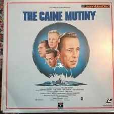 The Caine Mutiny Laserdisc Movie Ld