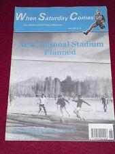 WSC - When Saturday Comes - June 1990 #40 - NATIONAL STADIUM