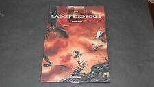 TURF TERRES DE LEGENDES LA NEF DES FOUS T1 EAUX FOLLES EDITION DE 1997