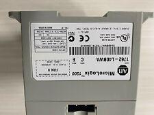 Allen Bradley Micrologix 1200 1762 L40bwa Plc Controller Ser C Rev E Frn 8