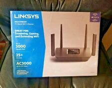 Brand New Linksys MR9000-NP Max-Stream Tri-Band AC3000 Wi-Fi 5 Router