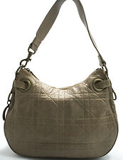 Lady Dior Cannage Christian Dior Handbag Handtasche Tasche Rare RARE GOLD