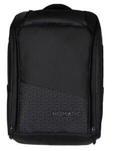 Nomatic Travel Backpack - NEW - Black - Expandable 20L-30L