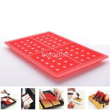 Silicone Mini Waffles Pan Cake Baking Baked Muffin Chocolate Mold Tray DIY FFA