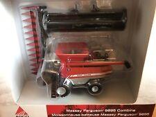Ertl 1/64 Die Cast Farm Toy Massey Ferguson 9895 Combine