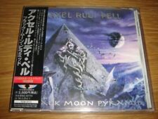 Axel Rudi Pell  -  Black Moon Pyramid  -  Japan !!!!!!!!