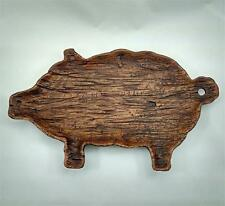 Country new distressed PIG tray/ nice centerpiece