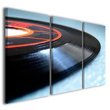 QUADRI MODERNI STAMPE 45 RPM MEMORIES QUADRO ARREDAMENTO PUB LOCALE BAR VINTAGE