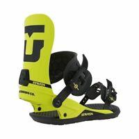 Union bindings strata hazard yellow 2020 attacchi snowboard new m l all mount...
