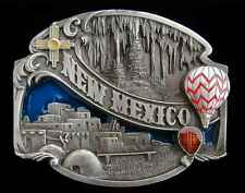 NEW MEXICO BELT BUCKLE NICE LOOKING DETAILED NEW!