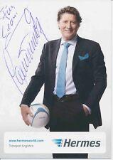 Toni Schumacher  DFB usw.  Autogrammkarte original signiert 376422