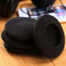 Foam Pad Ear Pad Sponge Earpads Headphone Cushion Cover for Headset 75mm 5 Pairs