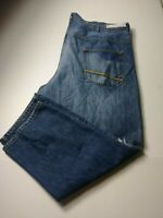 Nautica Mens Relaxed Fit Jeans Size 50x32 (Actual 48x31) Medium Wash 100% Cotton